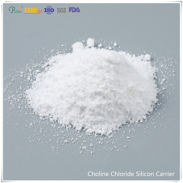 Choline Chloride Silicon Carrier thức ăn cấp 50%
